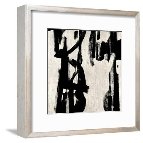 Here and Now II-Max Hansen-Framed Art Print