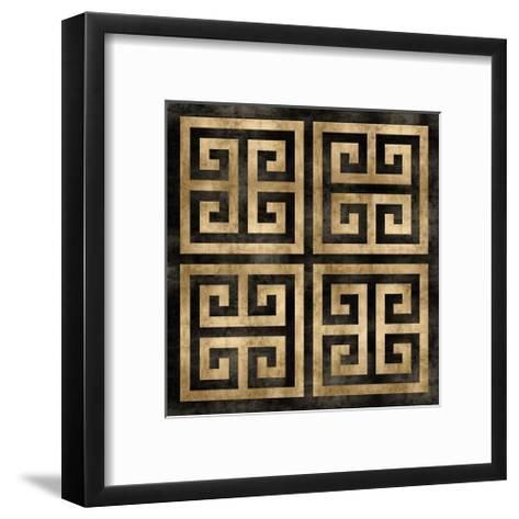 Greek Classic I-Ellie Roberts-Framed Art Print