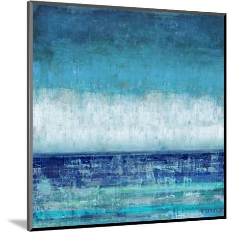 Blue Horizions-Taylor Hamilton-Mounted Giclee Print