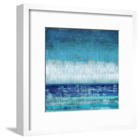 Blue Horizions-Taylor Hamilton-Framed Art Print