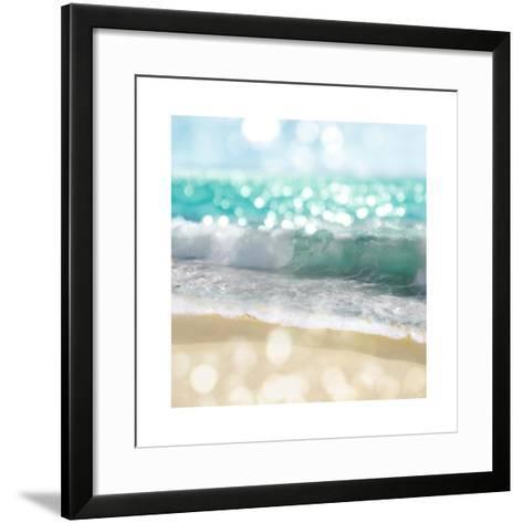 Ocean Reflections II-Kate Carrigan-Framed Art Print