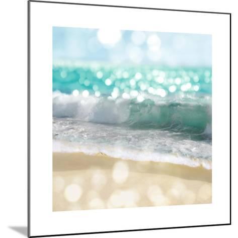 Ocean Reflections II-Kate Carrigan-Mounted Giclee Print