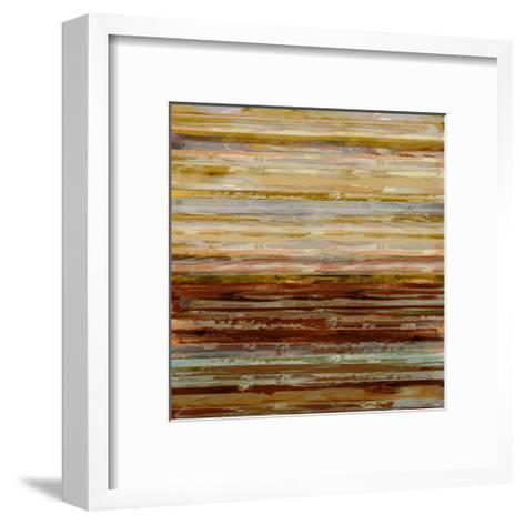 Strata II-Matt Shields-Framed Art Print