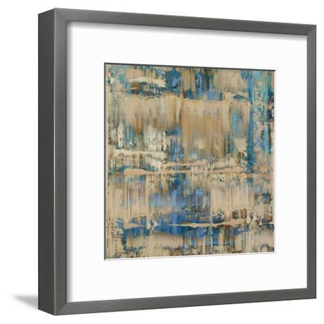 In Depth-Justin Turner-Framed Art Print