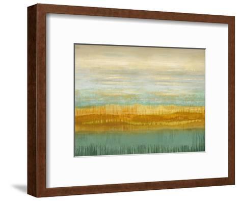 Serene II-Karrie Flynn-Framed Art Print