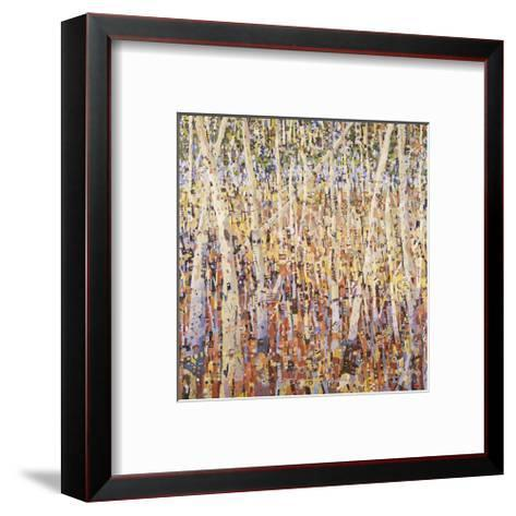 Birch Forest-Jean Cauthen-Framed Art Print