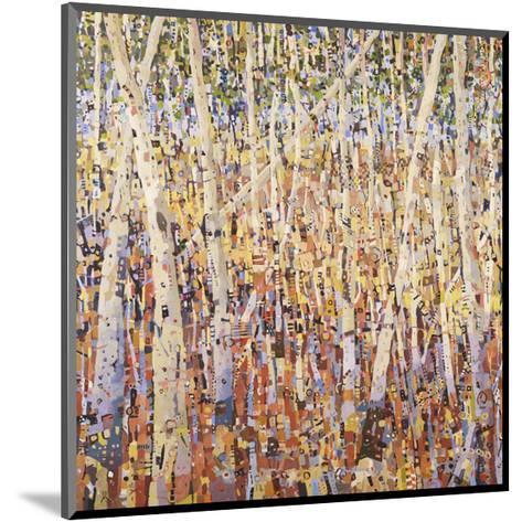 Birch Forest-Jean Cauthen-Mounted Giclee Print
