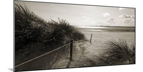 Rolling Dunes III-Ben James-Mounted Giclee Print