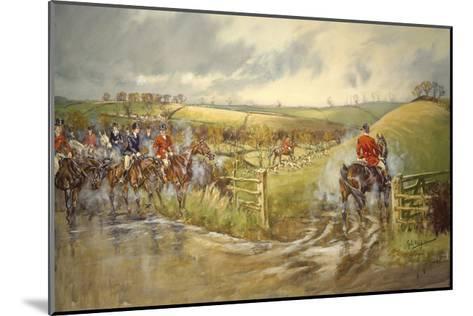 The Quorn Muxlow-John King-Mounted Premium Giclee Print