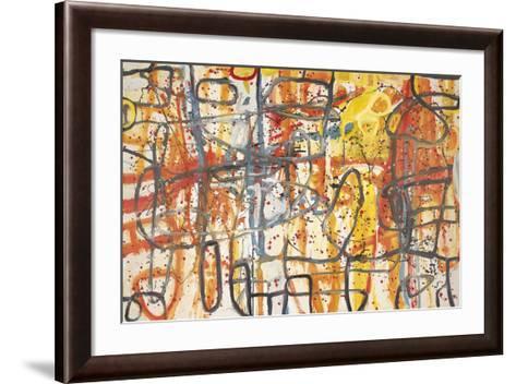 Crescendo Light-Lilian Scott-Framed Art Print