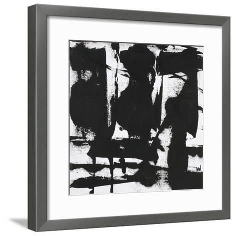 Lateral-Melissa Wenke-Framed Art Print