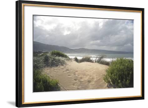 Tranquil Tide-Tony Koukos-Framed Art Print