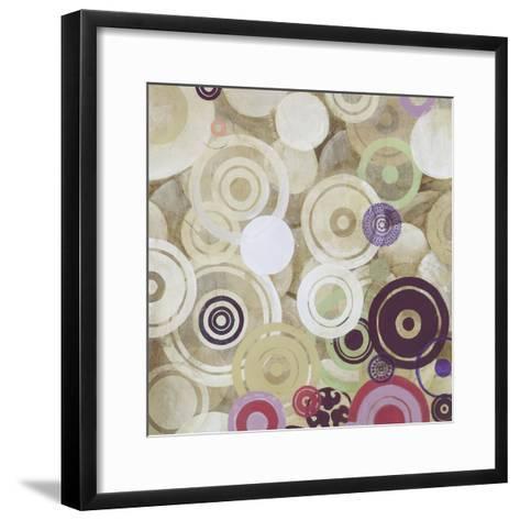 Fusion II-Ben James-Framed Art Print