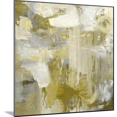 Gold Abstract-Paul Duncan-Mounted Giclee Print