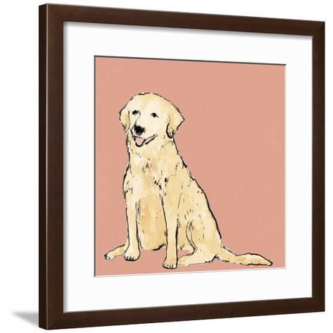 Boho Dogs IV-Clare Ormerod-Framed Art Print