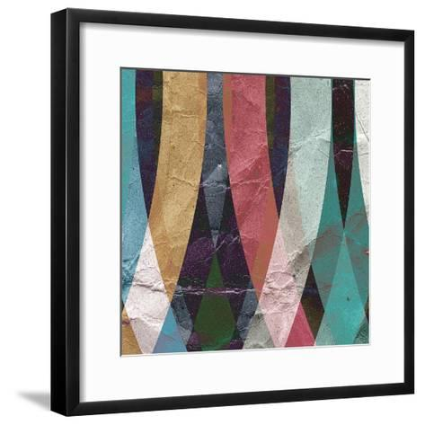Geometric Design 4--Framed Art Print