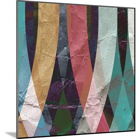 Geometric Design 4--Mounted Art Print