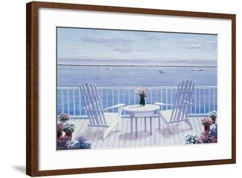 Lazy Afternoon-Diane Romanello-Framed Art Print