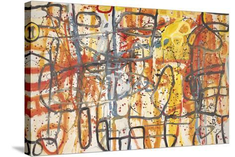 Crescendo Light-Lilian Scott-Stretched Canvas Print