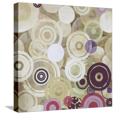 Fusion II-Ben James-Stretched Canvas Print