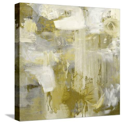 Gold Abstract-Paul Duncan-Stretched Canvas Print