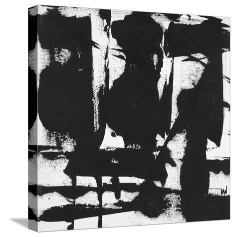 Lateral-Melissa Wenke-Stretched Canvas Print