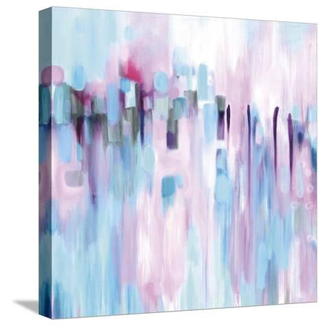 Under Turquoise Skies-Carolynne Coulson-Stretched Canvas Print