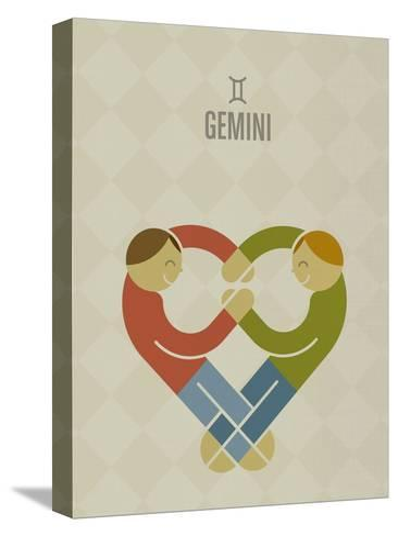 Gemini-Christian Jackson-Stretched Canvas Print