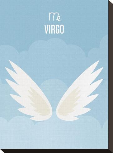 Virgo-Christian Jackson-Stretched Canvas Print