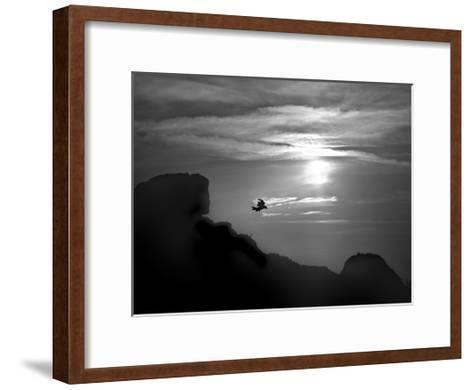 In the Skies II-Martin Henson-Framed Art Print