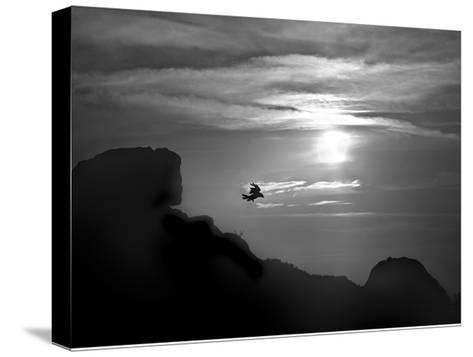 In the Skies II-Martin Henson-Stretched Canvas Print
