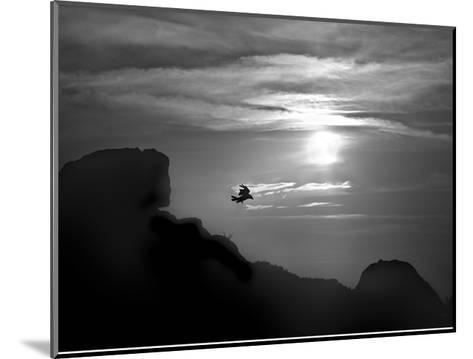 In the Skies II-Martin Henson-Mounted Art Print