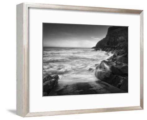 Sea Storm II-Martin Henson-Framed Art Print