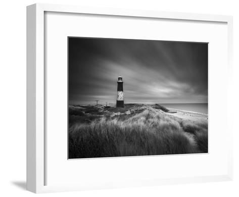 The Lighthouse-Martin Henson-Framed Art Print
