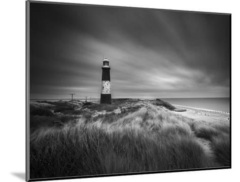 The Lighthouse-Martin Henson-Mounted Art Print
