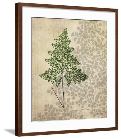British Ferns I-John Butler-Framed Art Print