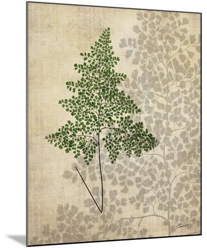 British Ferns I-John Butler-Mounted Giclee Print