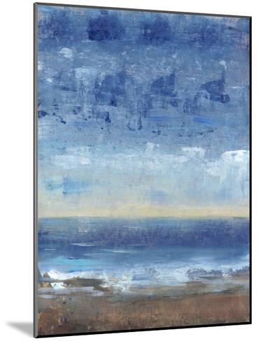 Calm Surf II--Mounted Art Print