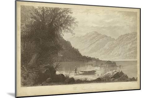 The Susquehana-R^ Hinshelwood-Mounted Giclee Print