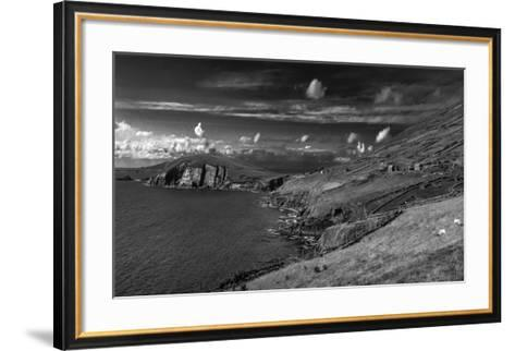 Views of Ireland III-Richard James-Framed Art Print
