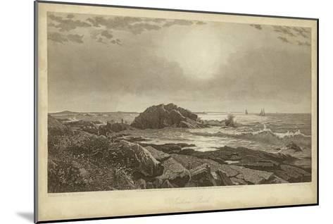 Indian Rock-R^ Hinshelwood-Mounted Giclee Print