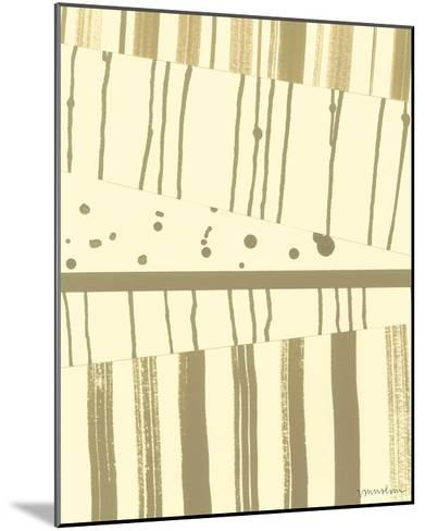Papyrus Collage I-Vanna Lam-Mounted Giclee Print