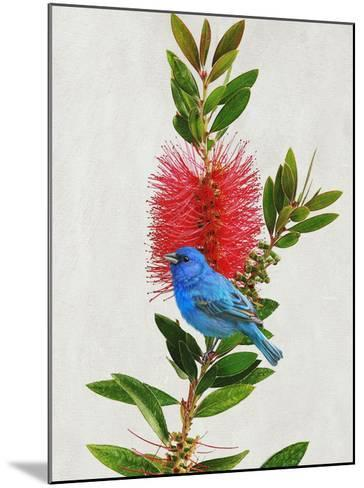 Avian Tropics III-Chris Vest-Mounted Giclee Print