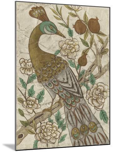Chinoiserie Pheasant I-Chariklia Zarris-Mounted Giclee Print