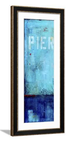 Pier 34 I-Erin Ashley-Framed Art Print