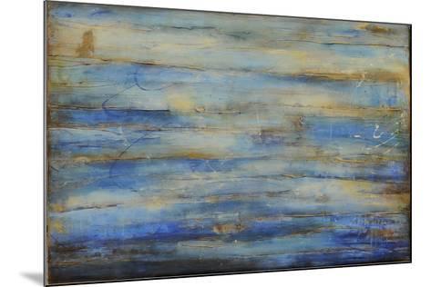 Blue Bay Jazz-Erin Ashley-Mounted Giclee Print
