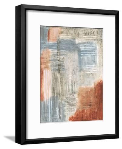 Summer Rust II-Vanna Lam-Framed Art Print