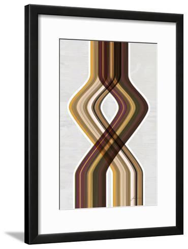 Modern Dance IV-James Burghardt-Framed Art Print
