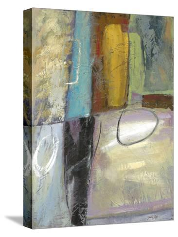 Cool Jazz II-Julie Joy-Stretched Canvas Print