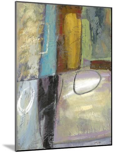 Cool Jazz II-Julie Joy-Mounted Art Print